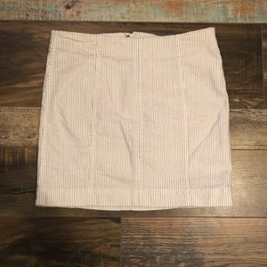 Free people skirt size 4